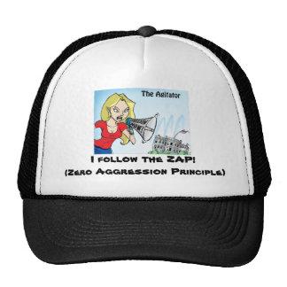 El mezclador ZAP el gorra