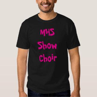 El MHS muestra al coro Playera
