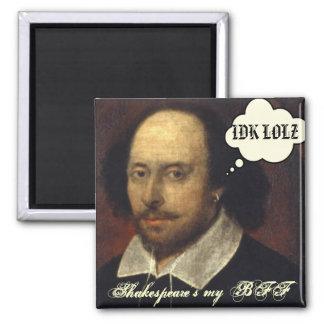 El mi BFF SMS de Shakespeare Imán Cuadrado