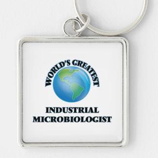 El microbiólogo industrial más grande del mundo llaveros personalizados