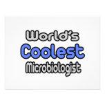 El microbiólogo más fresco del mundo anuncio