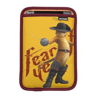 El miedo YE teme a YE Fundas De iPad Mini