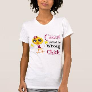 El mieloma múltiple escogió el polluelo incorrecto camiseta