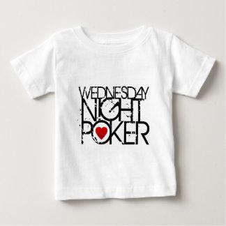 El miércoles por la noche póker playera de bebé