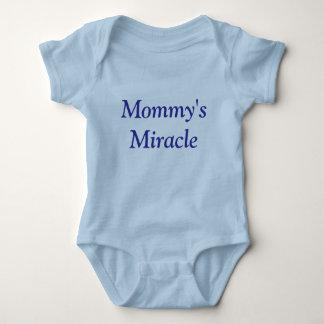 El milagro de la mamá remera