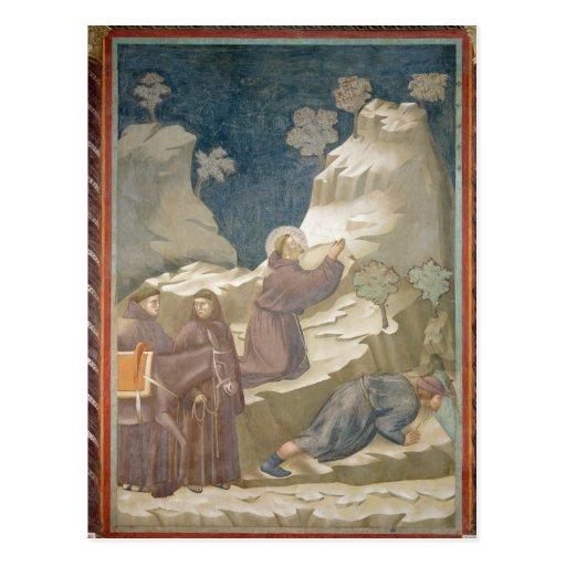 El milagro de la primavera, 1297-99 postales