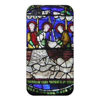 El milagro de los panes y de los pescados iPhone 4 funda