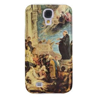 El milagro de St Francis Javier de Paul Rubens