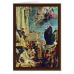 El milagro de St Francis Javier de Rubens Peter Felicitaciones