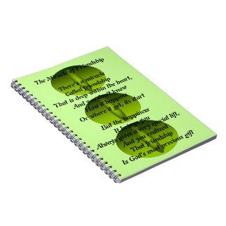 El milagro del diario del cuaderno del poema de la