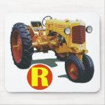 El milímetro R modelo Alfombrillas De Raton