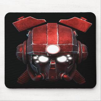 El minero guerrea ASESINO MousePad