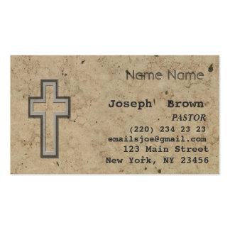 El ministerio cruzado cristiano del espiritual de
