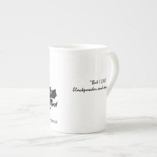 El ministerio de la taza peculiar de Eliza de los  Taza De Porcelana