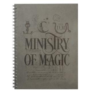 EL MINISTERIO DE MAGIC™ LIBRETA