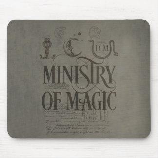 EL MINISTERIO DE MAGIC™ MOUSEPAD