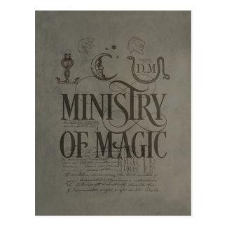 EL MINISTERIO DE MAGIC™ POSTAL
