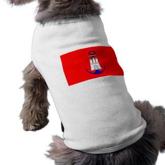 El Ministerio de marina Hamburgo Alemania Camiseta De Perro