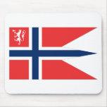 el ministro noruego defensa, Noruega Alfombrilla De Raton