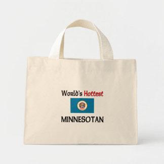 El Minnesotan más caliente del mundo Bolsas De Mano