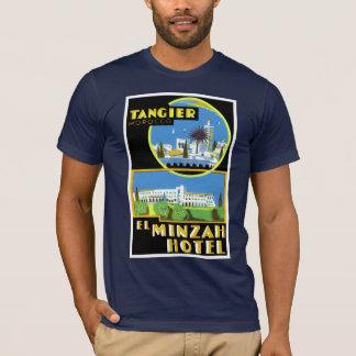 El Minzah Hotel ~ Tangier T-Shirt
