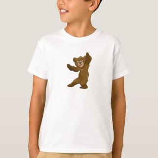 El mirar fijamente Disney de Koda del oso de Playera