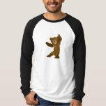 El mirar fijamente Disney de Koda del oso de Poleras