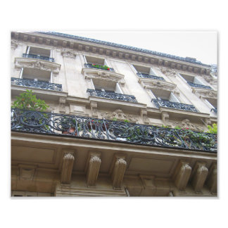 El mirar para arriba los balcones franceses fotografías