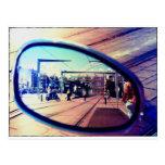 El miroir del votre del estimador, mira su espejo postales