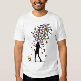El Mishearing Camisas