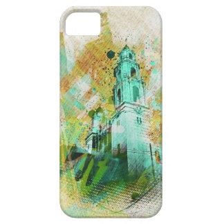 el MissionDolores vibrante de la exhibición de San iPhone 5 Case-Mate Cárcasa