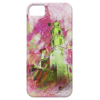 el MissionDolores vibrante de la exhibición de San iPhone 5 Case-Mate Protector