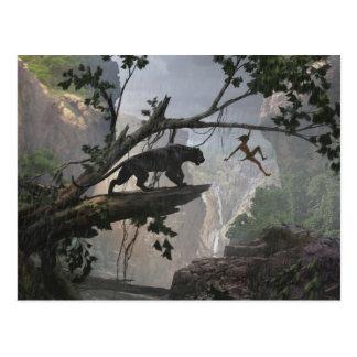 El misterio del libro el | de la selva de la selva postal