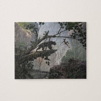 El misterio del libro el | de la selva de la selva rompecabezas