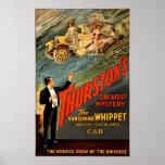 El misterio más grande de Thurston Póster