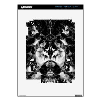 El ~ MÍSTICO del ~ del ~ del ~ de la MANERA (arte Pegatina Skin Para iPad 3
