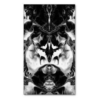 El ~ MÍSTICO ~.jpg del ~ del ~ de la MANERA (arte Tarjetas De Visita Magnéticas (paquete De 25)