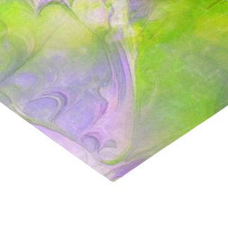 El místico papel de seda pequeño