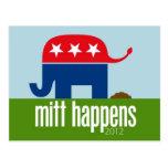 El mitón sucede - la elección divertida 2012 de Ro