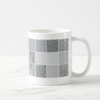 El moaré modela 11 onzas. taza