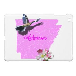 El Mockingbird y Apple de Arkansas florecen