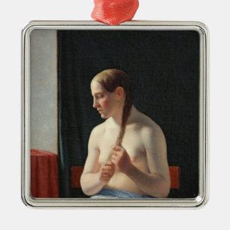 El modelo, 1839 ornamentos de navidad