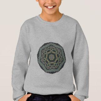 El modelo geométrico 04 - añada su propio texto camisas