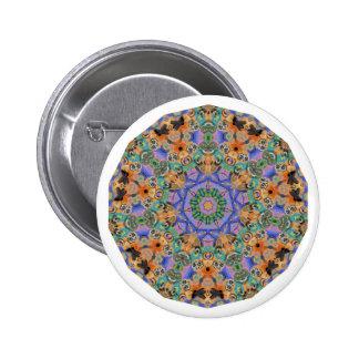 El modelo geométrico 09 - añada su propio texto pins