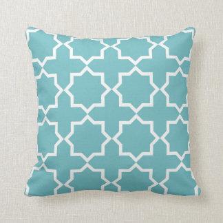El modelo islámico geométrico inspiró la almohada