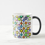 el modelo lindo de la corriente del amor por el th tazas de café