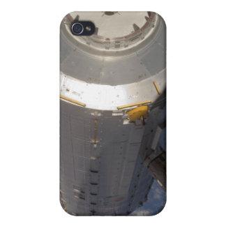 El módulo a presión japonés 3 de Kibo iPhone 4 Protector