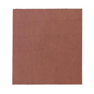 El moho texturizado coloreó la pared en San Franci Libreta Para Notas