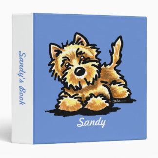 El mojón Terrier de trigo personalizó el álbum de