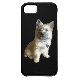 ¡El mojón Terrier más lindo nunca!  ¡Más lindo que iPhone 5 Funda